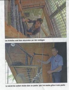 Photos parues dans le Courrier Cauchois